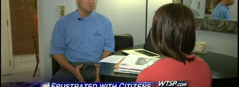 Public Adjuster Helps Family Win 3 Year Battle with Citizens On Fire Claim