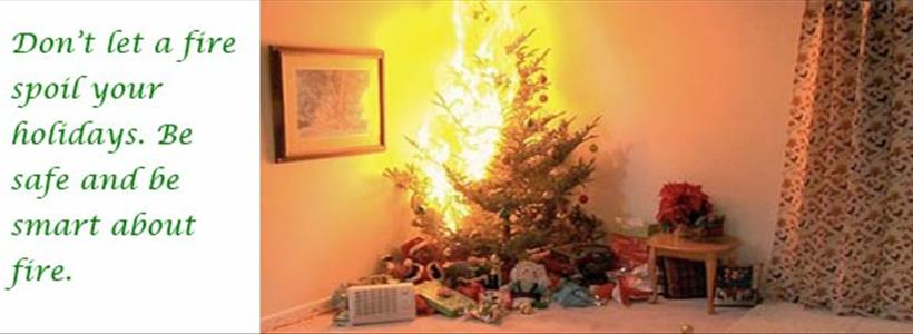 Avoid a Fire Insurance Claim this Holiday Season