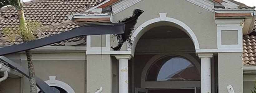 Cape Coral Still Feeling Impact of Tornados