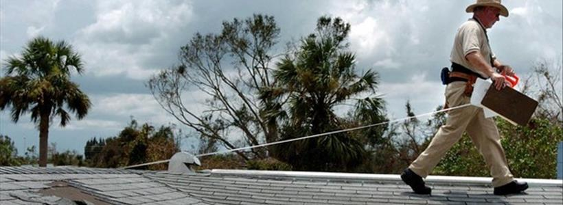 Hurricane Michael Damage and the Building Moratorium