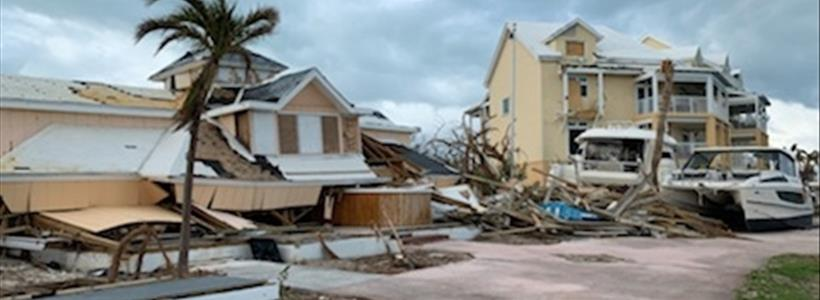 Hurricane Dorian in the Bahamas – An unprecedented storm, logistical nightmare, and the long road to recovery