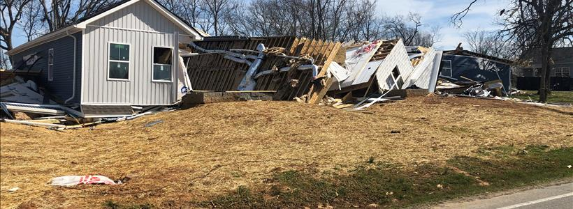 After the Nashville Tornado - Additional Living Expenses Explained