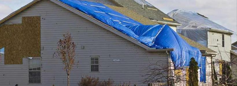Hurricane Sally Roof Damage - Repair or Replace?
