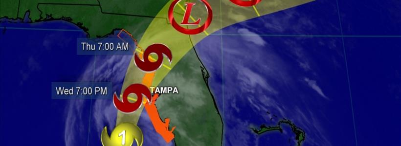 Insurance Claim Tips as Hurricane Eta Approaches Tampa Bay